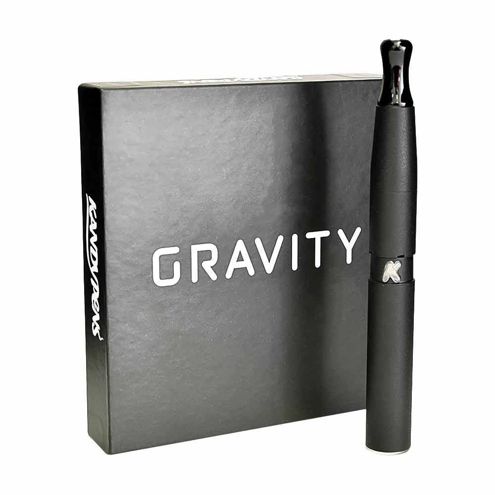 Kandypens Gravity - Sandblasted Black